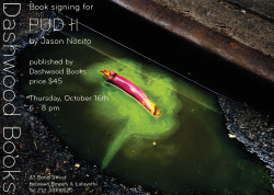 Dashwood Books signing for PUD II by Jason Nocito
