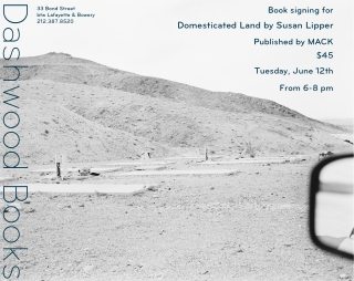 Susan Lipper book signing for Domesticated Land