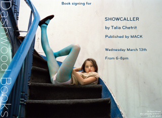 Talia Chetrit book signing for Showcaller