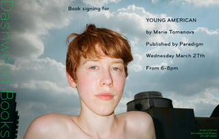 Marie Tomanova book signing for Young American