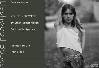 Ethan James Green book signing for Young New York
