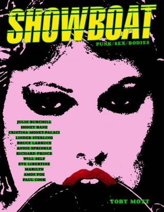 Showboat: Punk / Sex / Bodies featured in Oyster Magazine