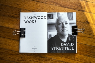 David Strettell's interview in Kennedy Magazine