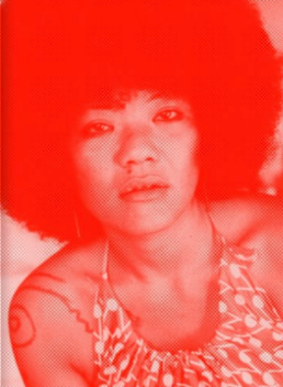 Red Flowers, The Women of Okinawa by Mao Ishikawa featured in I-D
