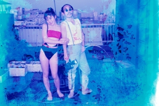 Blue Period / Last Summer: Arakinema by Nobuyoshi Araki featured in Dazed