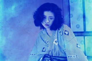Blue Period / Last Summer: Arakinema by Nobuyoshi Araki featured in Purple Magazine