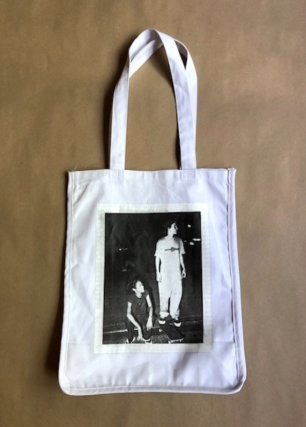 Dashwood Books Tote: Polaroids 92-95 (NY) Ari Marcopoulos in WSJ