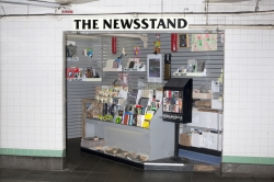Landscapes by Lele Sevari and The Newsstand Featured in FANTOM