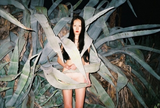 Athens Love by Ren Hang published by Session Press featured in Dazed and Confused