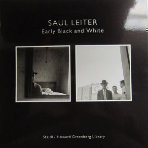 Early Black and White. Saul Leiter.