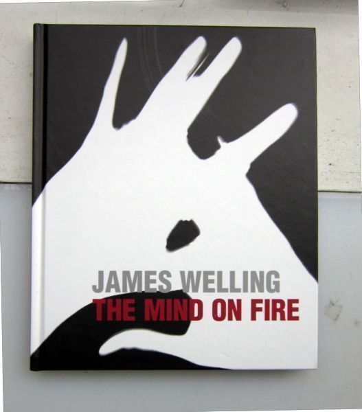 The Mind on Fire. James Welling.