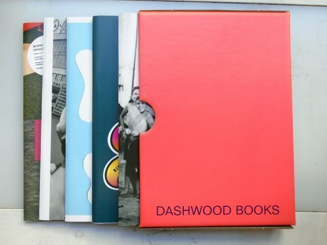 Dashwood Book Series (LTD EDITION - VOL 3). Bruce Gilden Ruth van Beek, Nicolas Torres, Peter Piller, Brett Lloyd.