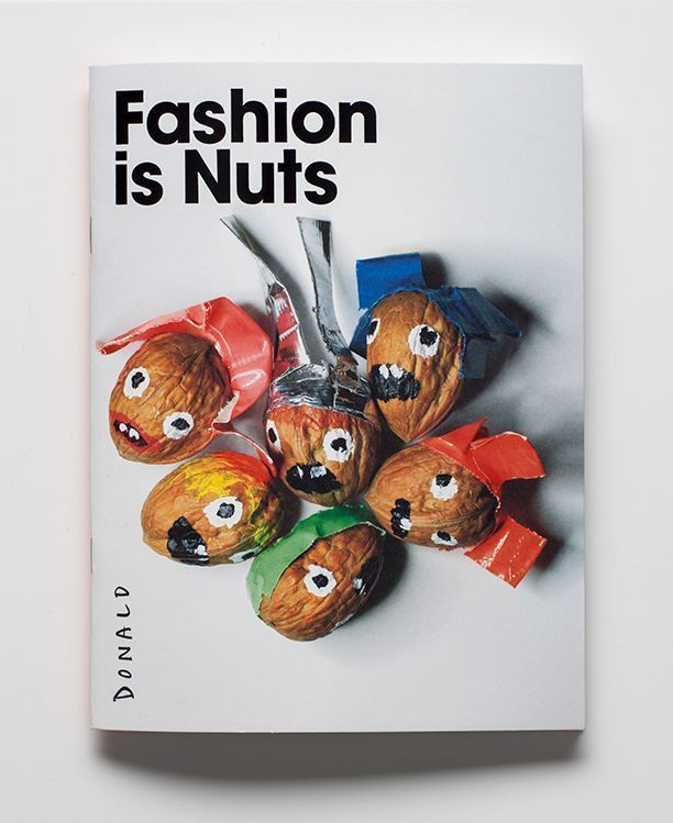 Fashion is Nuts. Henry Leutwyler Donald Robertson, photos.