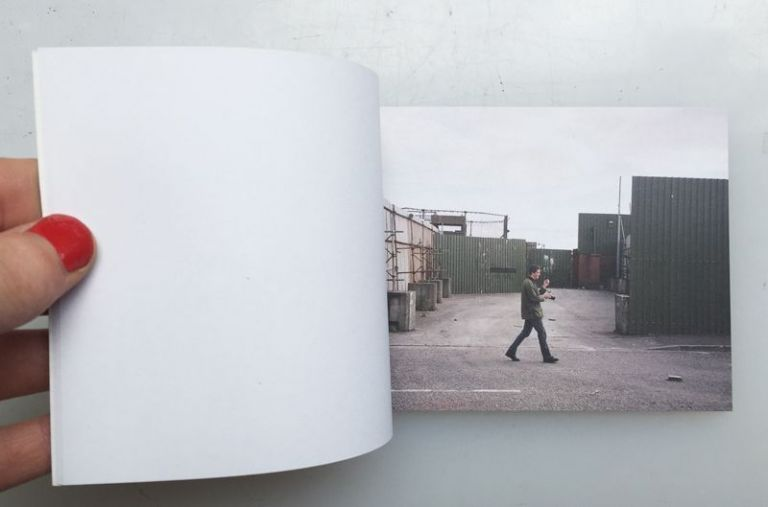 Donovan Wylie One Day Taking Photographs in Belfast. Peter Mann.