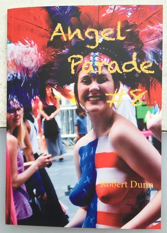 Angel Parade #7 and #8. Robert Dunn.