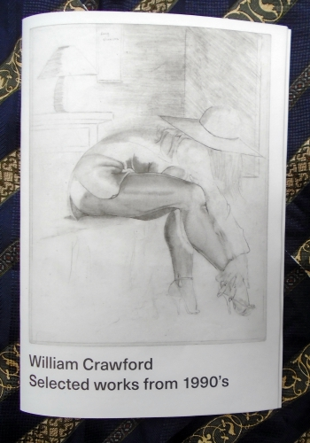 Selected works from 1990's. William Crawford.