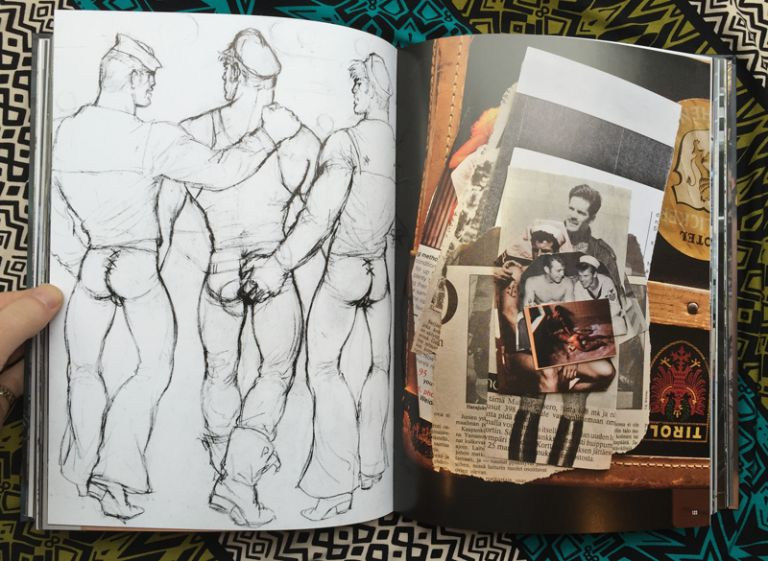 Tom House. Tom of Finland.