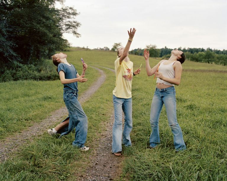 Girl Pictures. Justine Kurland.