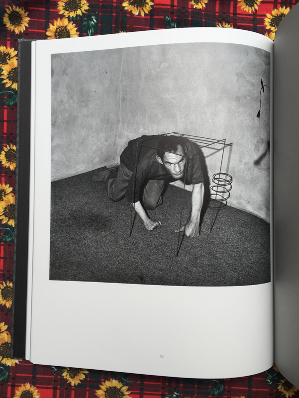 The House Project. Roger Ballen.