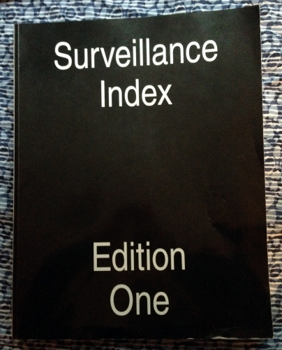 Surveillance Index Edition One. Various.