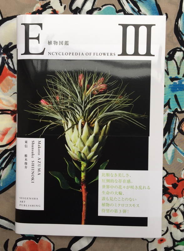 Encyclopedia of Flowers III. Shunsuke Shiinoki.