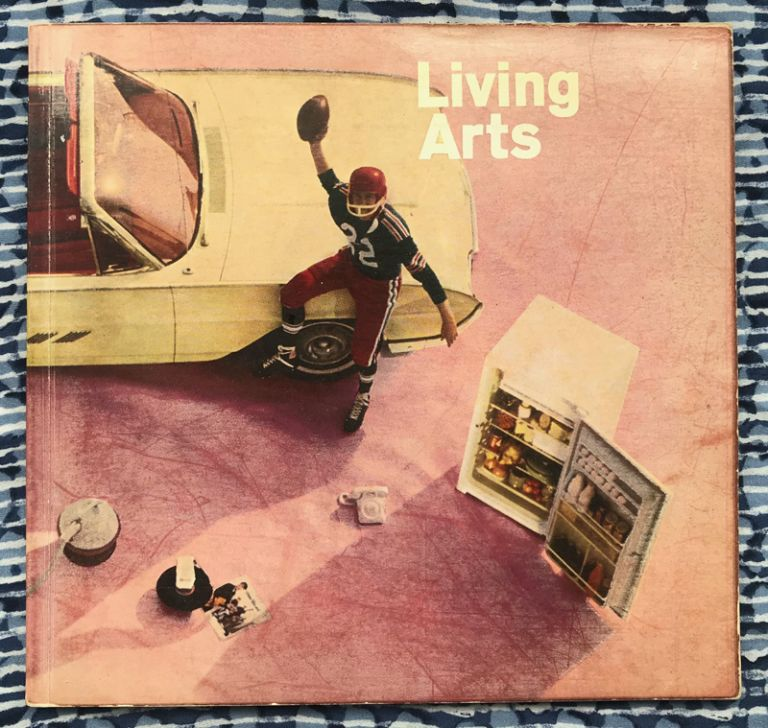 LIVING ARTS. Volume 2. Archigram Issue.