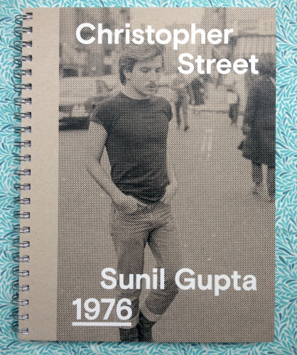 Christopher Street, 1976. Sunil Gupta.