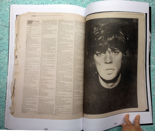 34 Interviews by Andy Warhol Interview Magazine. Andy Warhol.