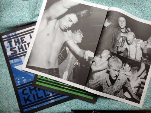 The Last Ships, Portraits, The Station, Skinningrove (Complete set of four)