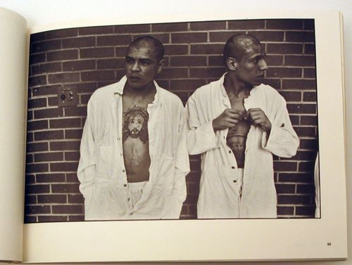 Conversations with the Dead. Danny Lyon.