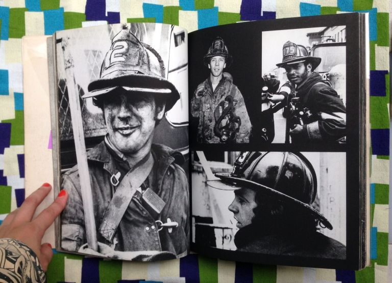 Fire!: Text and photographs