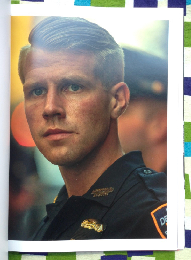 Cop. Christopher Anderson.