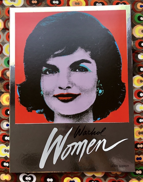 Warhol Women. Andy Warhol.