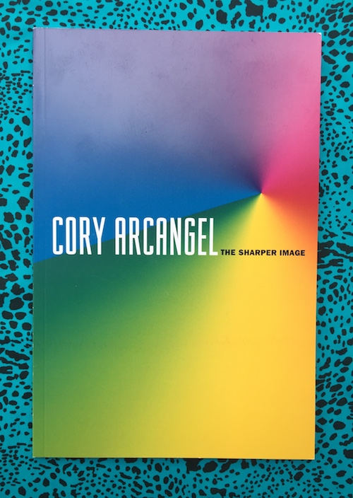 The Sharper Image. Cory Arcangel.