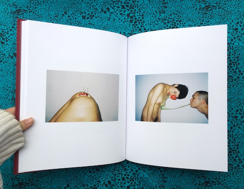 for my Mother. Ren Hang.