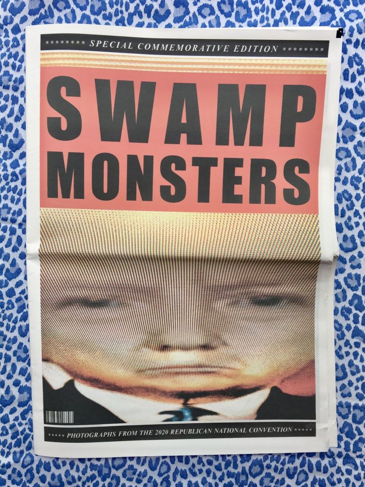 Swamp Monsters. Phil Zimmermann.