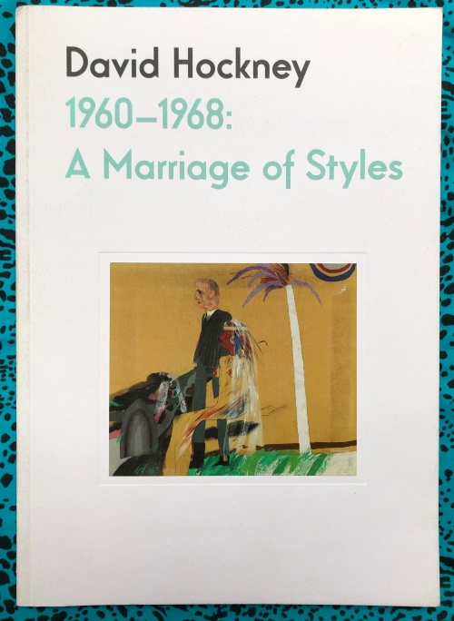 1960-1968: A Marriage of Styles. David Hockney.