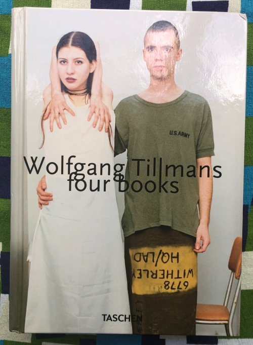 four books. 40th Anniversary Edition. Wolfgang Tillmans.