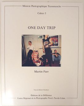One Day Trip. Martin Parr.