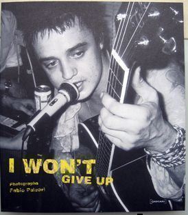 I won't give up. Fabio Paleari.