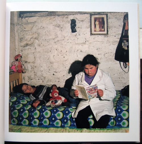 The adventures of Guille and Belinda and The enigmatic meaning of their dreams. Alessandra Sanguinetti.
