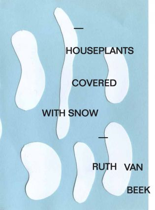 Houseplants Covered With Snow & Houseplants