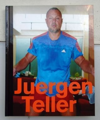 I am Fifty. Juergen Teller.