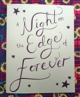 A Night on the Edge of Forever. Steve Terry, curator and.