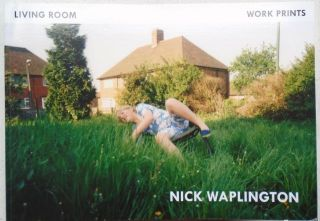 Living Room / Work Prints. Nick Waplington