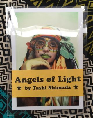 Angels of Light. Tashi Shimada.