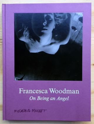 On Being an Angel. Francesca Woodman.