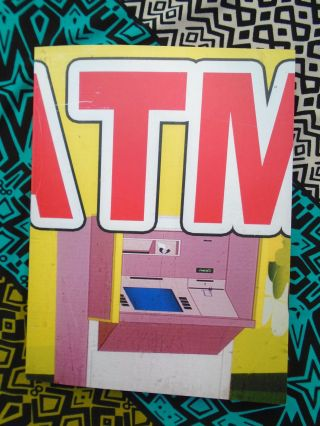 End Or : ATM Machine. Jason Nocito.