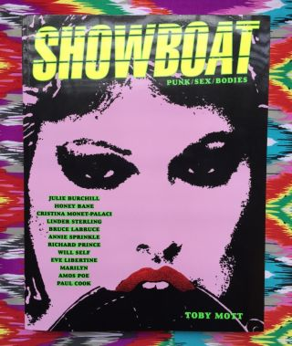 Showboat: Punk / Sex / Bodies