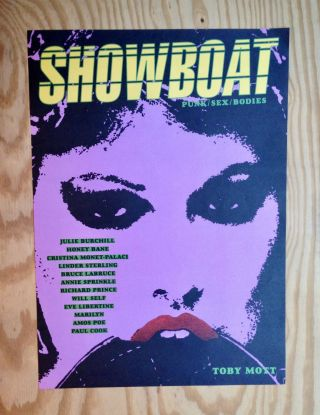 Showboat Poster (Cover